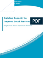 Building Capacity to Improve Local Services
