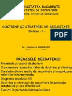 Doctrine I - Degeratu UBFS MSS ID Sint1 27102007
