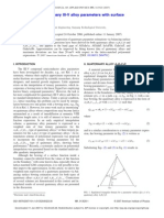 JApplPhys_101_013520 Interpolation of Qua Ternary III-V Alloy Parameters With Surface Bowing Estimations