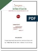 Coca Cola Live-project