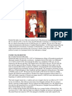Paritala Ravi Life History