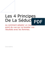 Les 4 Principes de la Séduction - David Urashima_j0ker