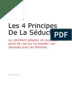 Les 4 Principes de la Séduction - David Urashima_j0ker