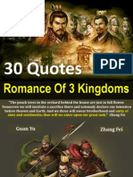 3 Kingdoms Quotes