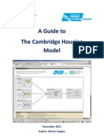 The Cambridge Housing Model Guide v 2.7 171111