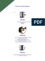 Motores de PAP Bipolares