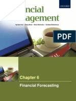 Chapter 6 Financial Forecasting
