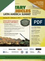 MilitaryVehiclesLatinAmerica 2012