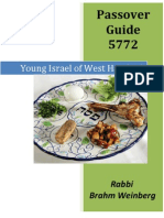 RBW Pesach Guide 5772