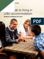 LSBU Residence Handbook