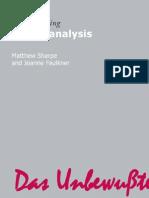 Understanding Psychoanalysis Understanding Movements in Modern Thought