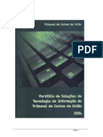 TCU - Portfolio de Soluções de TI - 2006