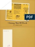 Chiang Mai 08 Book