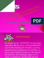 Fuentes Del Derecho Diapos