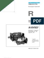 A10V Service Repair Data