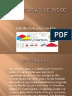 COMUNICAÇAO DE RISCO