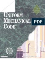 Uniform Mechanical Code
