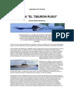 Submarino Typhoon