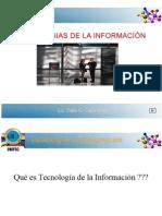 Tecnologia de la informacion en admnistracion
