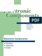3 Electronic Components