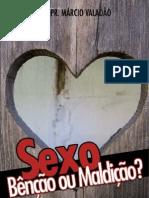 Livro eBook Sexo Bencao Ou Maldicao