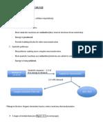 Biochemistry II Notes - Module 1
