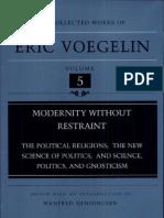Science, Politics and Gnosticism