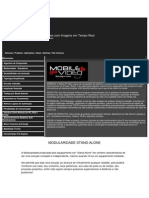 Website MIV- Características Técnicas