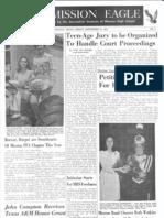 9-15-67 Mission Eagle Newspaper