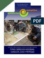 Cuadernos de Coyuntura. Plataforma Energética. Nº 4
