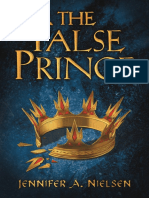 The False Prince Excerpt