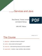 Web Services Slides