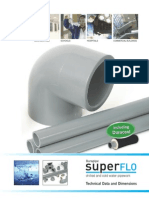 SuperFLO Technical Brochure (Oct 11)