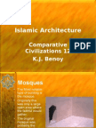 islamic architecture - By K.J. Benoy