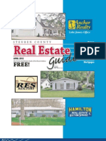 Steuben County Real Estate Guide - March 2012
