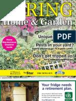 Spring Home and Garden 2012