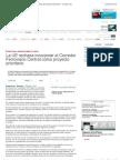 La UE rechaza incorporar el Corredor Ferroviario Central como proyecto prioritario - CincoDías