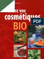 Créez vos Cosmetiques Bio
