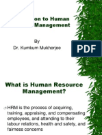Introduction to Human Resource Management_KM_1