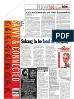 TheSun 2008-12-03 Page02 Exco Local Councils Not 100pct Independent
