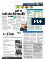 TheSun 2008-12-04 Page20 No Plan to Cut Back on Exploration Petronas Chief