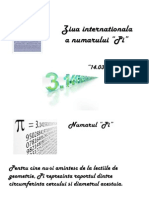 4,11a, Echipa9, Ziua International A a Numarului PI
