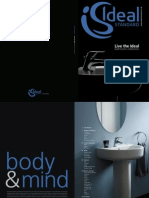 Bathroom Suites by Ideal Standard - Live the Ideal Brochure 2010