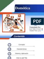 Presentacion Domotica