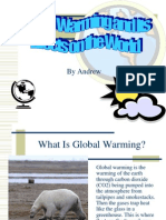 Global Warming Andrew