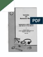 CD v-700 (Lionel Model 6B) Manual