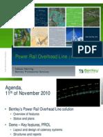 PROL Power Rail Overhead Line