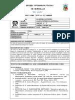Silabo Calculo Diferencial e Integral Zootecnia Marzo 2012