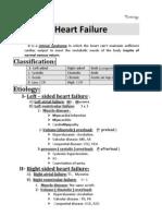Cardiology HF