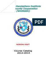 Course Catalog Whinsec (English)